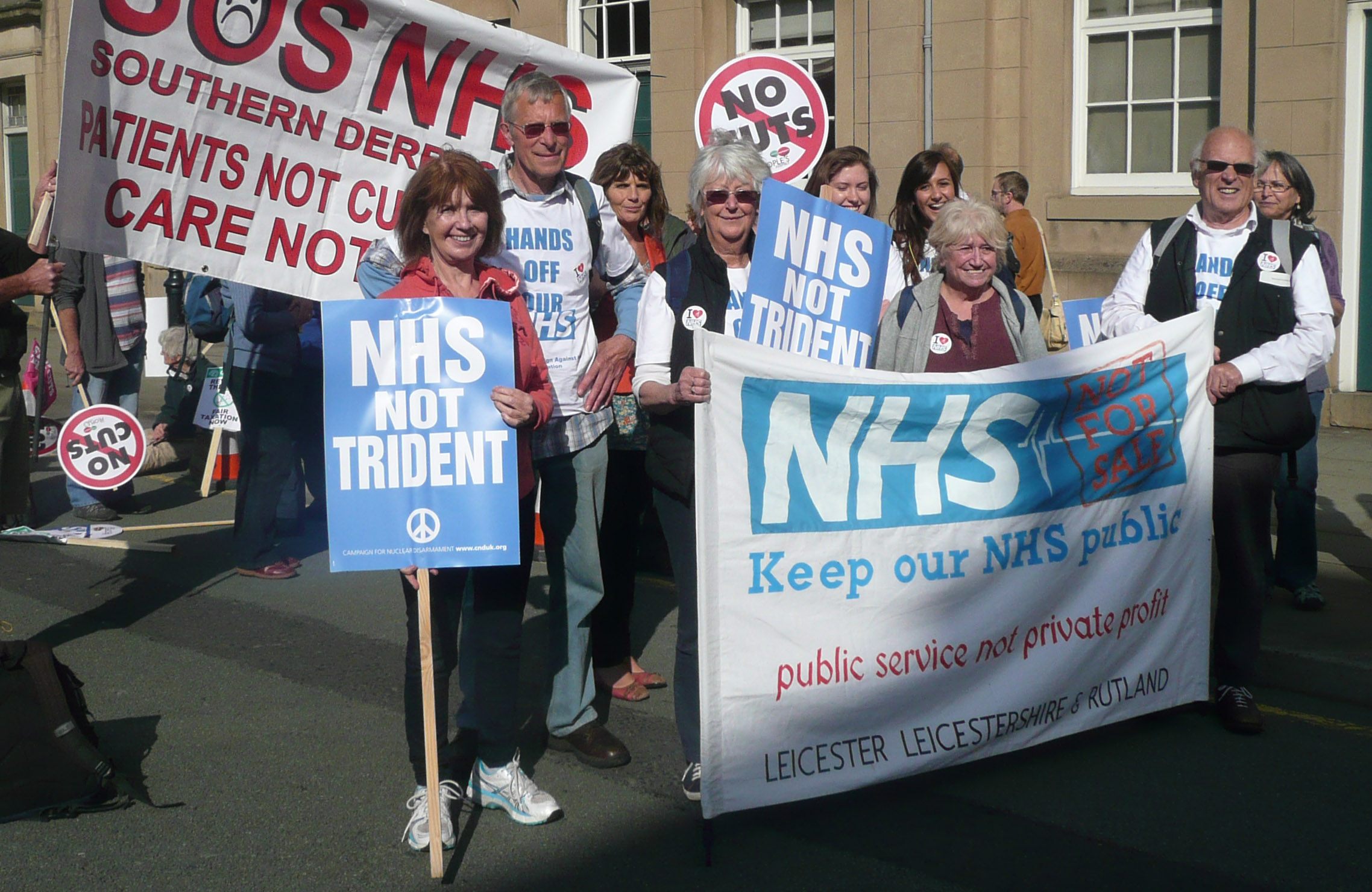 Image result for nhs demo